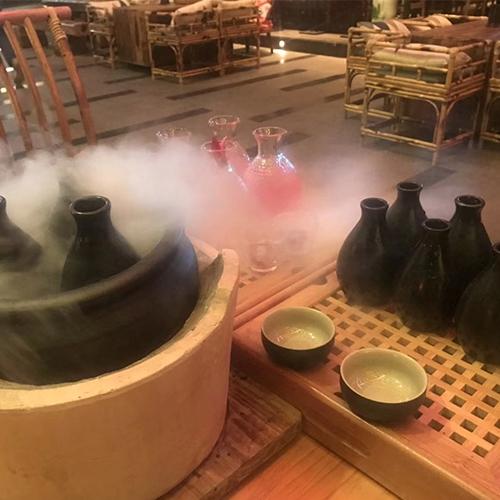 重庆餐厅果酒
