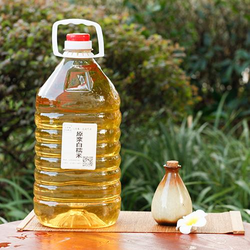 原浆白糯米酒